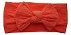 Turbante Laço em Meia de Seda (9 x 6 cm) - Imagem 5