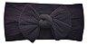 Turbante Laço em Meia de Seda (9 x 6 cm) - Imagem 4