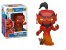 Disney Pop Aladdin Red Jafar Pop - Funko - Imagem 1
