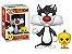 Looney Tunes Sylvester &Tweety Frajola & Piu-Piu Pop - Funko - Imagem 1