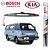 Palheta Traseira Original Bosch Kia Besta 1993 A 1998 - Imagem 1