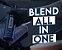 BLEND ALL IN ONE VONIXX 500G Polidor 4 Em 1 Carnaúba E Sio2 - Blend All In One  - Imagem 3