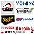 """Boina de Espuma Refino Vonixx Voxer 6,5"""" Laranja - Imagem 3"""