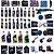 3un Flanela Pano Microfibra Limpeza Automotiva 40x35 Vonixx - Imagem 3