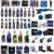 V10 Corte + V20 Refino + V30 Lustro + V40 em 1 + V80 Vonixx Kit Polimento 500ml - Imagem 2