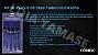 Kit Pincel Vonixx Detalhamento Automotivo Parte Externa - Imagem 3