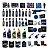 Kit Pincel Vonixx Detalhamento Automotivo Ultra Macios - Imagem 3