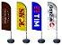 Flag Banner com Base - Imagem 1
