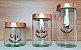 Adesivo Transparente Fosco Personalizado - Imagem 1