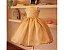 Vestido para Daminhas Bordado em Perolas - Infantil - Imagem 1