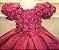 Vestido de Luxo Tema Jardim - Infantil - Imagem 4