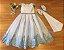 Vestido Vestido Azul   - Vestidos Daminha  - Imagem 1