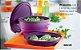 Micro Gourmet Roxo - Tupperware - Imagem 2