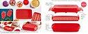Click & Shake Vermelho - Tupperware - Imagem 2