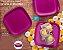 Prato Post me Pink 4 unidades  - Tupperware - Imagem 1