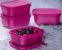 Freezer Line Açaí 450ml 4 peças - Tupperware - Imagem 1