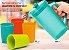 Kit Infantil Mini A Jarra 250 ml + 4 Mini Copinhos 60 ml cada 5 peças - Tupperware - Imagem 1