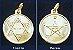 Selo de Salomão frente, a Estrela de Papus no verso  - Imagem 3
