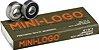Comprar Rolamento Skate Minilogo Precision Frete Gratis - Imagem 1