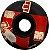moska rodas skate 55mm black rock 3d - Imagem 1
