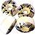 rodas skate brutus 55mm cinza - Imagem 3