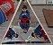 Triângulo de Espelho Reggio Emilia - Imagem 1