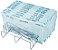 Suporte Separador de Envelopes Para Autoclave 13 Lugares - Imagem 1