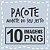 KIT PNG MONTE DO SEU JEITO - Imagem 1