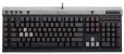 TECLADO CORSAIR RAPTOR K30 RED BACKLIGHT CH-9000224-NA - Imagem 1