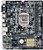 PLACA MÃE ASUS H110M-E M.2 DDR4 LGA1151 - Imagem 3