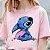 Camiseta STITCH - Imagem 2