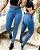 Calça Skinny de BRIM - Imagem 1
