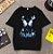 Camiseta BORBOLETA AZUL - Imagem 3