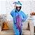 Pijama Infantil (Kigurumi) - Tigrao & Bisonho - Imagem 1