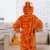 Pijama Infantil (Kigurumi) - Tigrao & Bisonho - Imagem 2