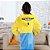 Kigurumi Infantil Minion - Imagem 1