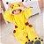 Pijama Infantil (Kigurumi) - Pikachu - Imagem 2