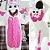 Pijama Kigurumi de Unicórnio Alado - Três Cores - Imagem 11