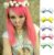 Óculos Colorful Hipster - Diversas Cores - Imagem 1