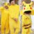 Kigurumi do Pikachu - Imagem 4