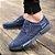 Sapatênis Jeans Sport - Imagem 1