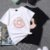 Camiseta DONUTS Black & White - Imagem 2
