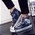 Tênis Graffite Jeans com Cano Alto - Duas Cores - Imagem 4