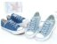Tênis Jeans FLORAL - Imagem 8