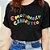 Camiseta EMOTIONALLY EXHAUSTED em Duas Cores - Imagem 5