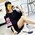 Camiseta LongLine PLEASURE YIGE - Duas Cores - Imagem 1