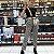 Calça Skinny Quadriculada com DUPLO ZÍPER - Imagem 6