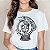 Camiseta Gótica GATO & FEITICEIRA - Duas Estampas - Imagem 2