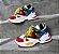 Tênis Trainer COLORFLUX - Três Combinações de Cores - Imagem 4