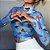 Blusa Cropped de Gola Olímpica BUTTERFLY - Imagem 1